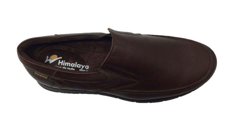 Zapato/Hombre/Himalaya/Piel/Cierre Elástico/Suela Eva 3