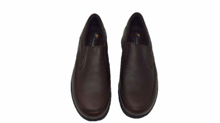 Zapato/Hombre/Himalaya/Piel/Cierre Elástico/Suela Eva 4