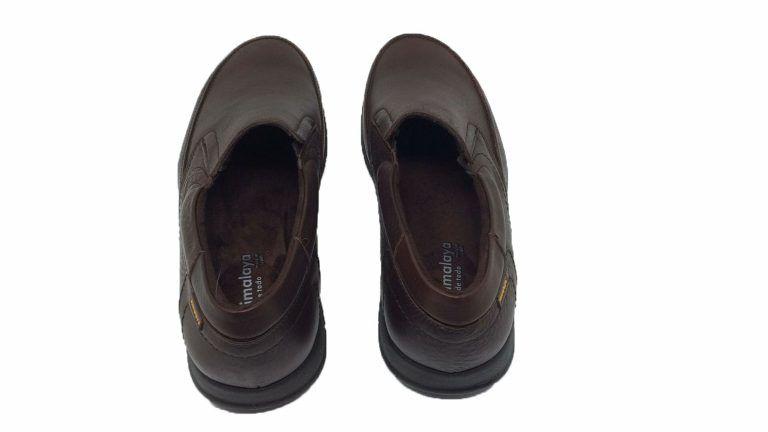 Zapato/Hombre/Himalaya/Piel/Cierre Elástico/Suela Eva 5