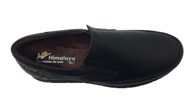 Zapato/Hombre/Himalaya/Piel/Cierre Elástico/Suela Eva 6